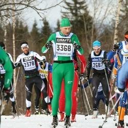 Skiing 90 km - Hg Arvidsson (3368)