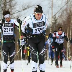 Skiing 90 km - Alfredo Bormolini (2396)