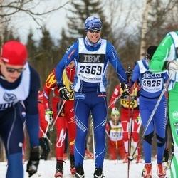 Skiing 90 km - Fredrik Skaremyr (2369)