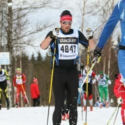 Skiing 90 km - Erik Albinder (4847)