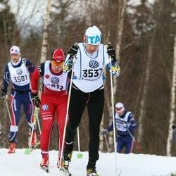 Skiing 90 km - Stephan Stenmark (3537)