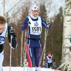 Skiing 90 km - Sven-Bertil Götvall (3501)