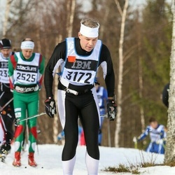 Skiing 90 km - Mikael Björndal (3172)