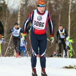 Skiing 90 km - Anders Hanses (3086)