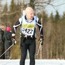 Skiing 90 km - Janne Liuko (2422)