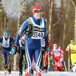 Skiing 90 km - Andrea Marchetti (3340)