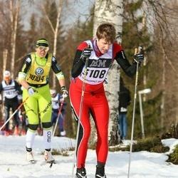 Skiing 90 km - Daniel Stenflo (3108)