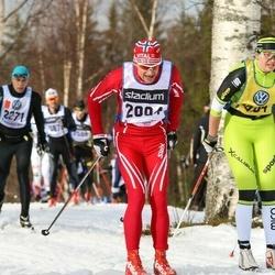 Skiing 90 km - Åge Snerting (2004)