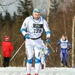 Skiing 90 km - Bjørn Burås (2338)