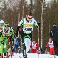 Skiing 90 km - Christian Münch (3280)