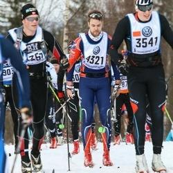 Skiing 90 km - Björn Haglund (4321)