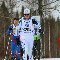 Skiing 90 km - Daniel Blomster (2268)