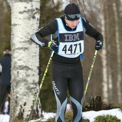 Skiing 90 km - Daniel Westermark (4471)