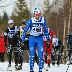 Skiing 90 km - Henrik Axelsson (4188)
