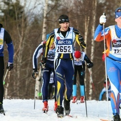 Skiing 90 km - Anders Brunvall (2652)