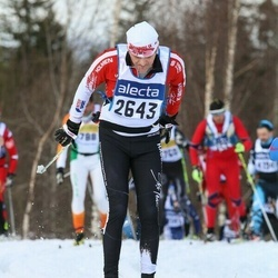 Skiing 90 km - Christer Olsson (2643)