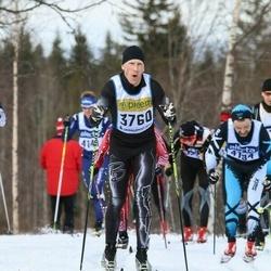 Skiing 90 km - Henrik Törnqvist (3760)