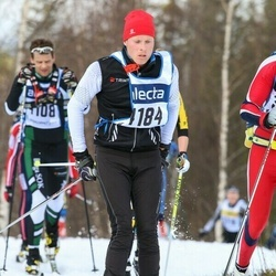 Skiing 90 km - Carl-Fredrik Fock (4184)