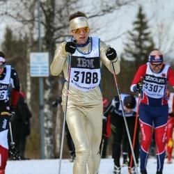 Skiing 90 km - Peter Mattsson (3188)