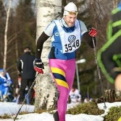 Skiing 90 km - Henrik Augustsson (3548)