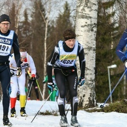 Skiing 90 km - Egil Engen (4602)