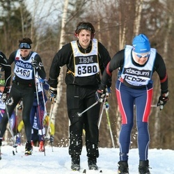Skiing 90 km - Dennis Westermark (6380)
