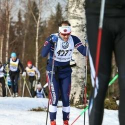 Skiing 90 km - Henrik Sjögren (4277)