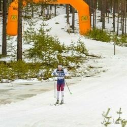 Skiing 90 km - Rikard Tynell (139)