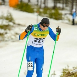Skiing 90 km - David Støre (222)