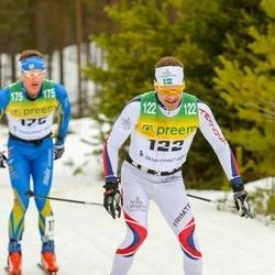 Skiing 90 km - Fredrik Sätter (122)