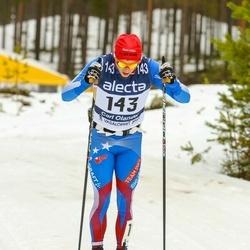 Skiing 90 km - Carl Olander (143)