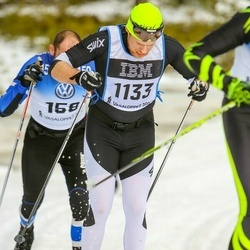 Skiing 90 km - Andreas Blohm (1133)
