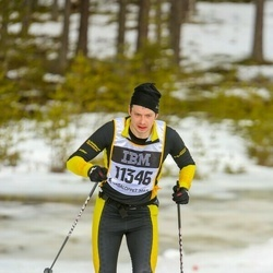 Skiing 90 km - Denis Krestin (11346)