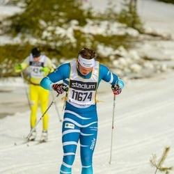 Skiing 90 km - Amund Owren (11674)