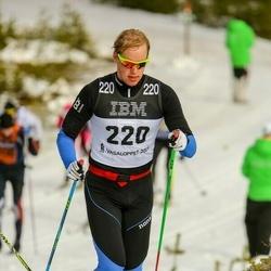 Skiing 90 km - Einar Flaktveit Moxnes (220)