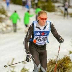 Skiing 90 km - Henrik Granström (2648)
