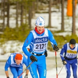 Skiing 90 km - Anders Soovik (2121)