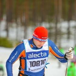 Skiing 90 km - Henrik Magnusson (10816)