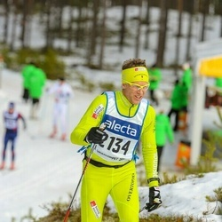 Skiing 90 km - Bjørn Kvaal Hjermann (2134)