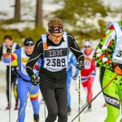Skiing 90 km - Andreas Berthagen (2389)