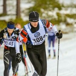 Skiing 90 km - Emil Kalered (3084)