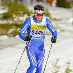 Skiing 90 km - Christian Waaler (2449)