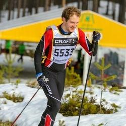 Skiing 90 km - Adam Olausson (5533)