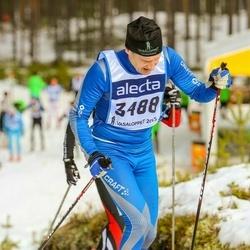 Skiing 90 km - Christer Evebring (3488)