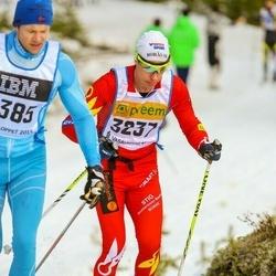 Skiing 90 km - Henrik Larsson (3237)