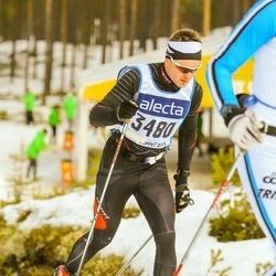 Skiing 90 km - Johannes Gunerius Andås (3480)