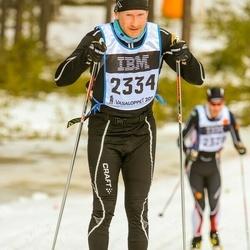 Skiing 90 km - Tomas Eriksson (2334)
