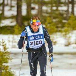 Skiing 90 km - Daniel Schön (2160)