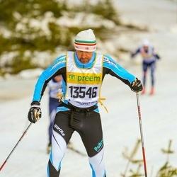 Skiing 90 km - Vuerich Daniele (13546)
