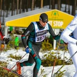 Skiing 90 km - Henrik Ulldahl (3878)